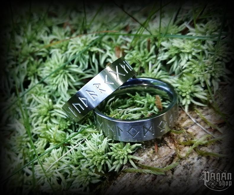 Ring Futhark Svendsen - 316L