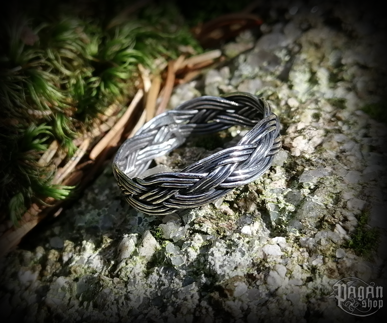 Ring Viking Zäera - 925 sterling silver
