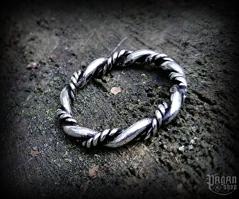 Ring Viking Dhara - 925 sterling silver