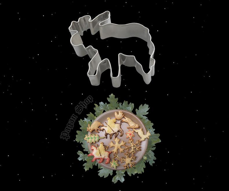 Baking form Elk