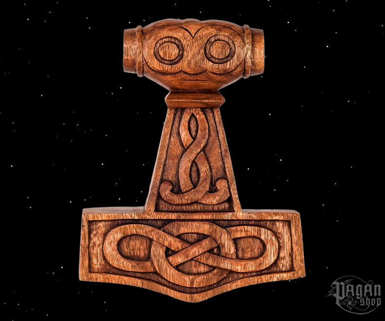 Relief Thor's hammer Thorhawk