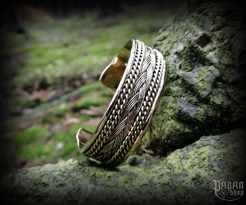 Bracelet Falk - bronze