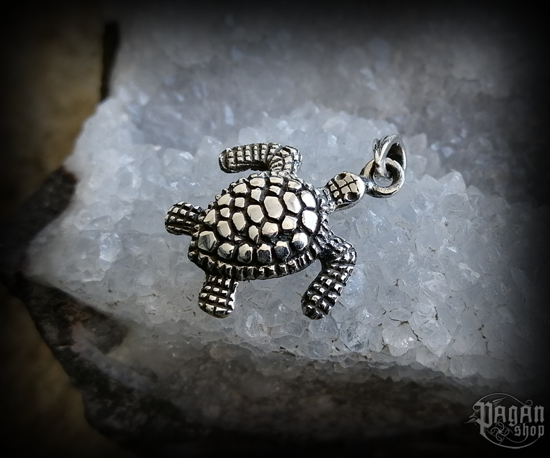 Pendant Turtle Lany - 925 sterling silver