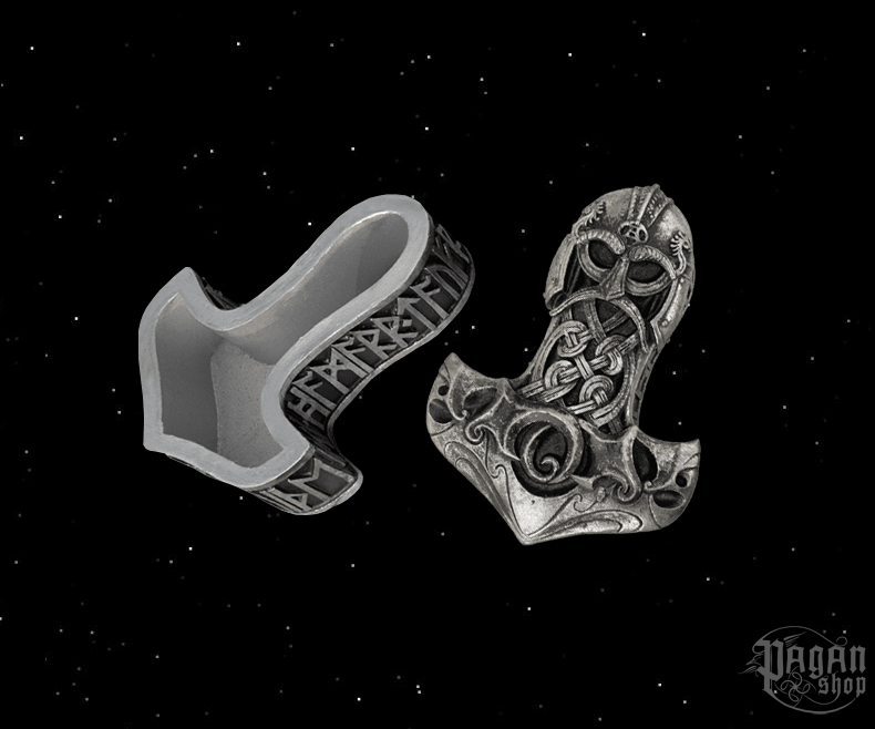 Jewelry box Thor's hammer Ragnar