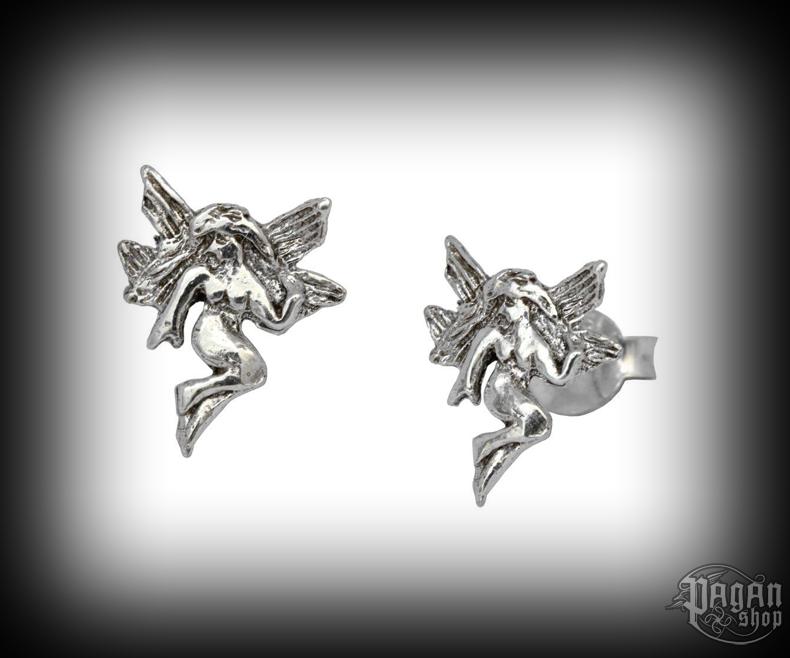 Stud earrings Fairy Namika - 925 sterling silver