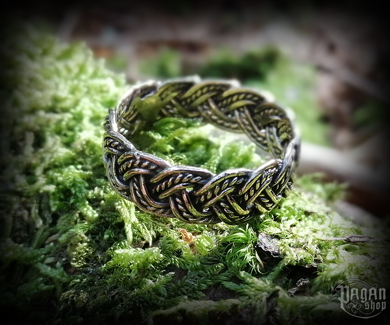 Ring Viking Aldavin - bronze