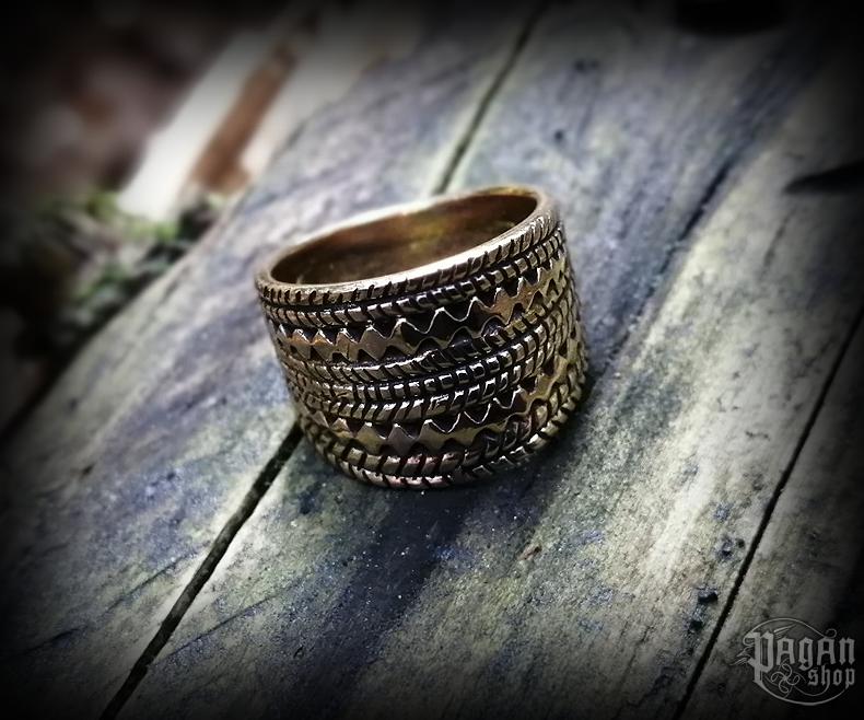 Ring Viking Freya - bronze