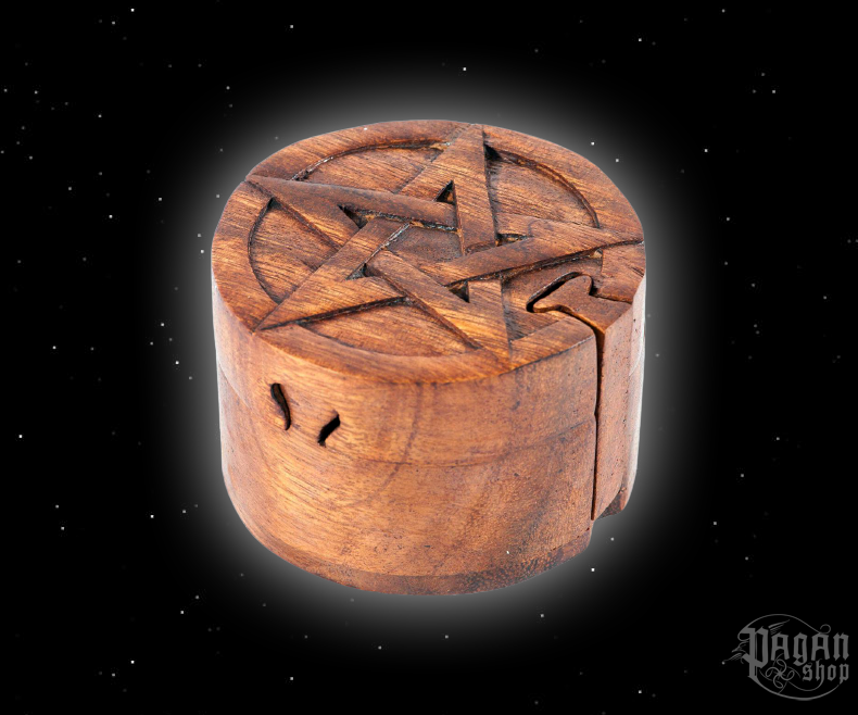 Šperkovnice Pentagram