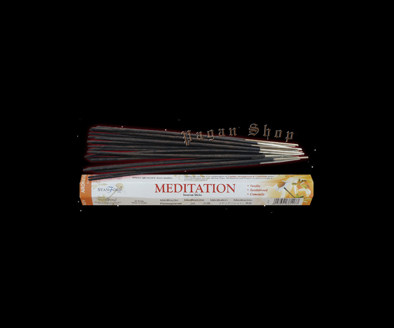 Incense sticks Meditation