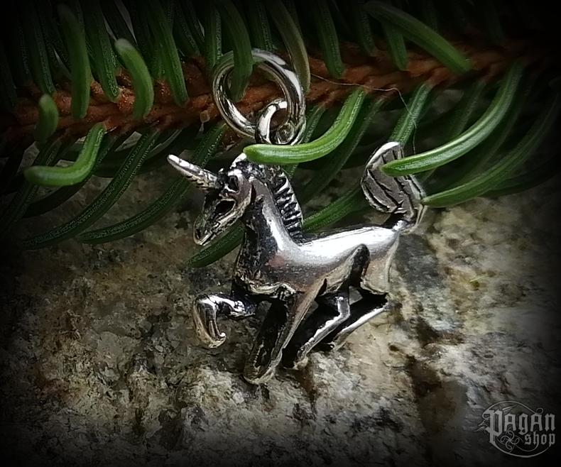 Pendant Unicorn Lindi - 925 sterling silver
