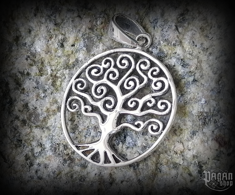 Pendant Tree of life Maja - 925 sterling silver