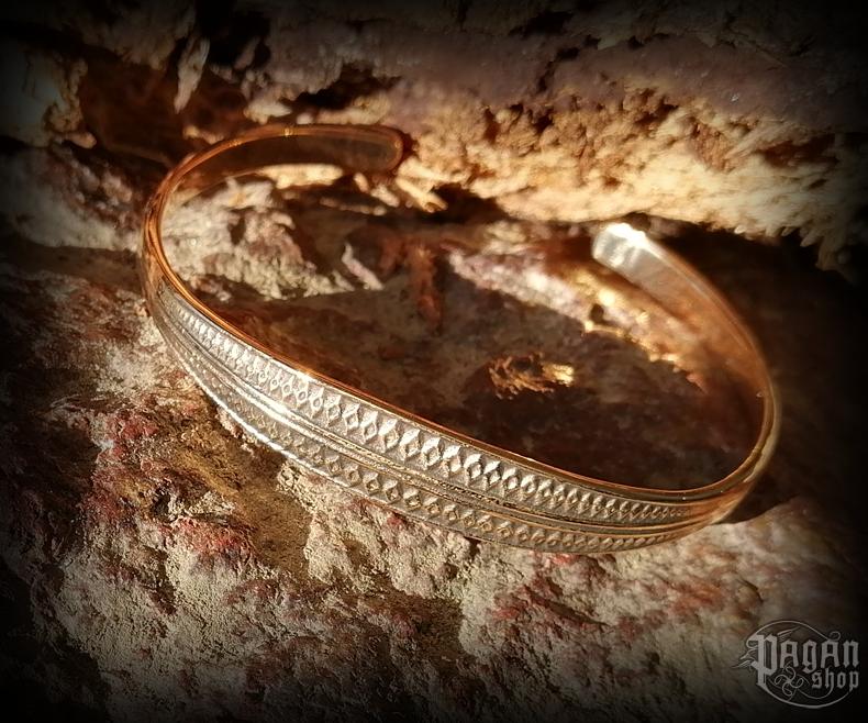 Bracelet Kylan - bronze