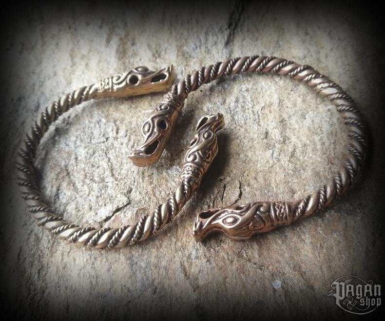 Bracelet Frarget - bronze