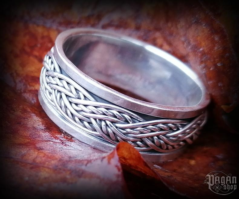 Ring Viking Aldur - 925 sterling silver