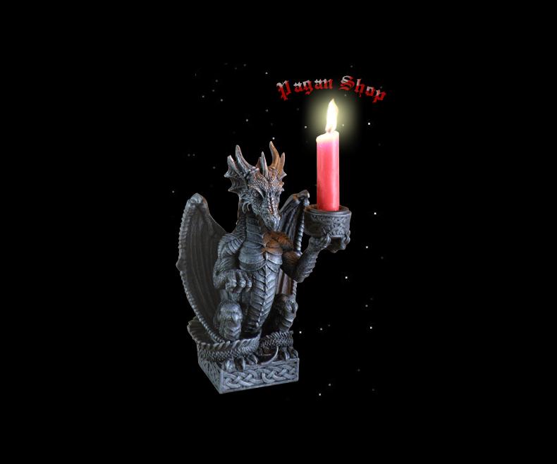Candlestick Dragon Ylbys