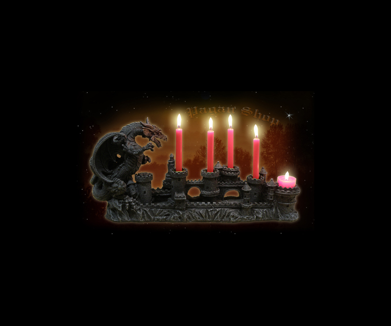 Candlestick Dragon Frasur