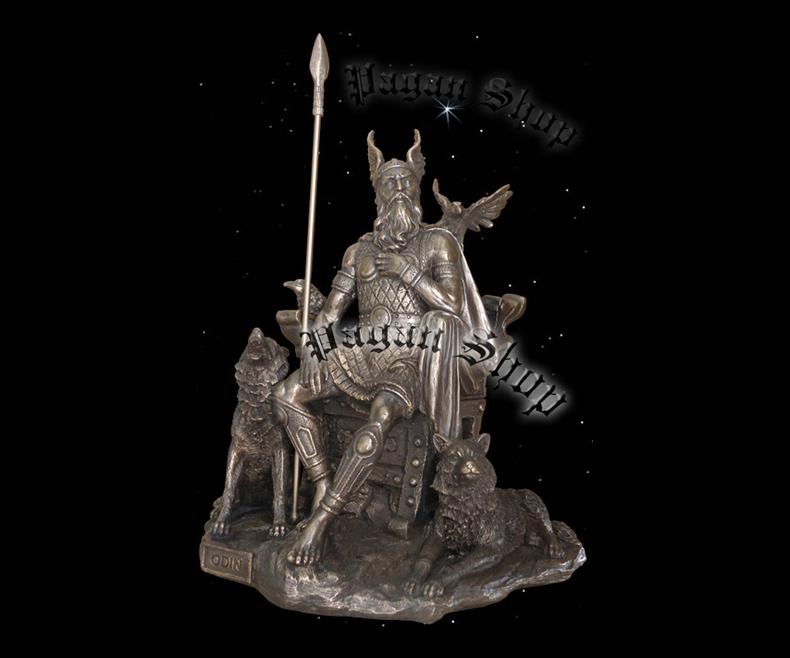 Statue Odin Wotan