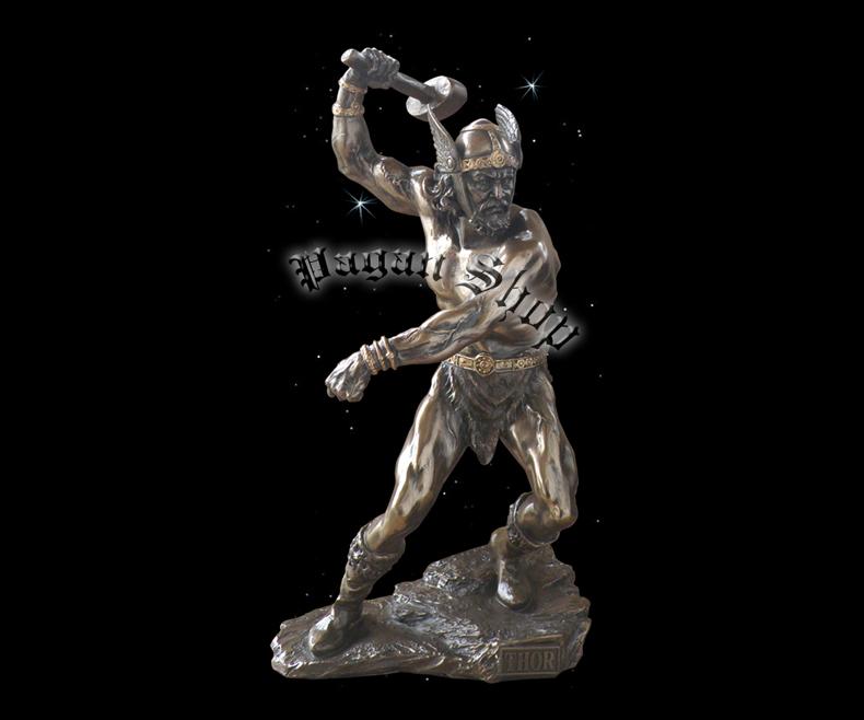 Statue Thor Donar