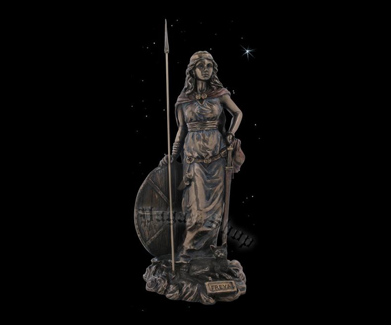 Statue Freya