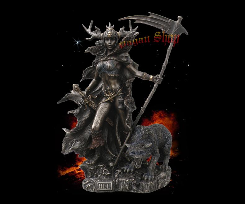 Statue Hel