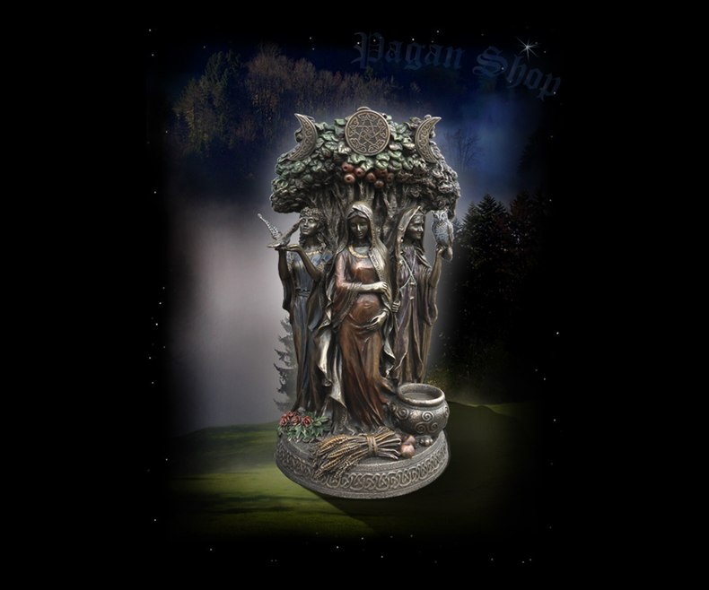 Statue Norns