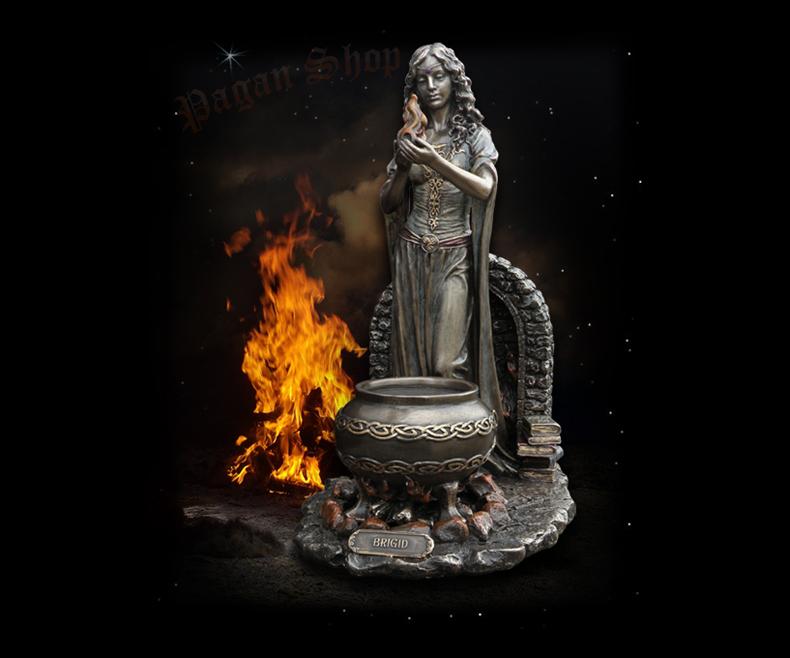 Statue Brigid