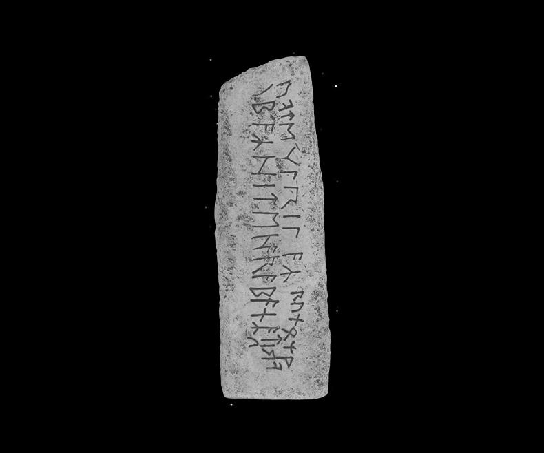 Rune stone from Värmland