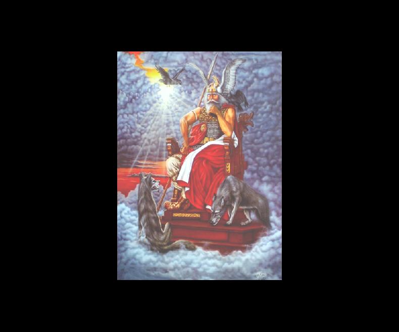 Poster Odin