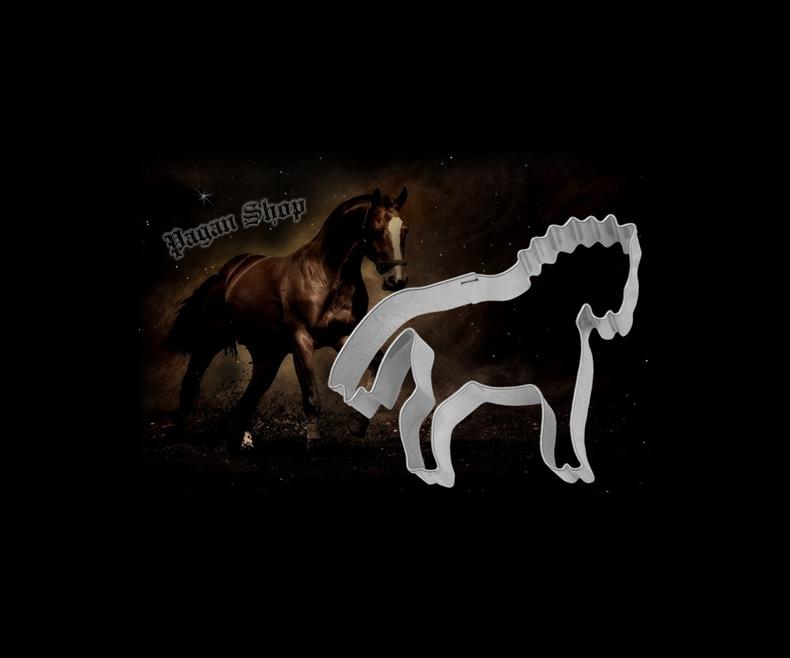 Baking form Horse