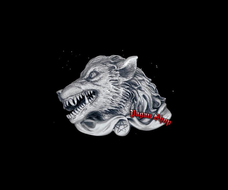 Belt buckle Werewolf Lucian