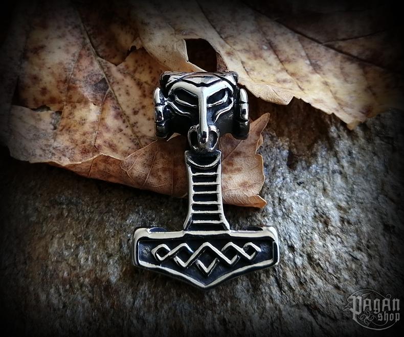 Pendant Thor's hammer Vaeret - 316L
