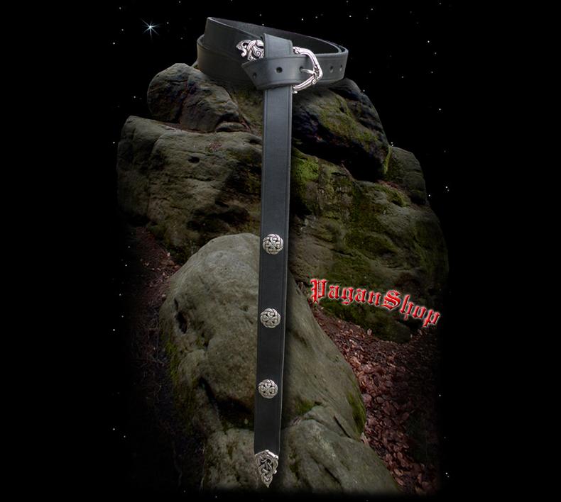 Viking long belt black