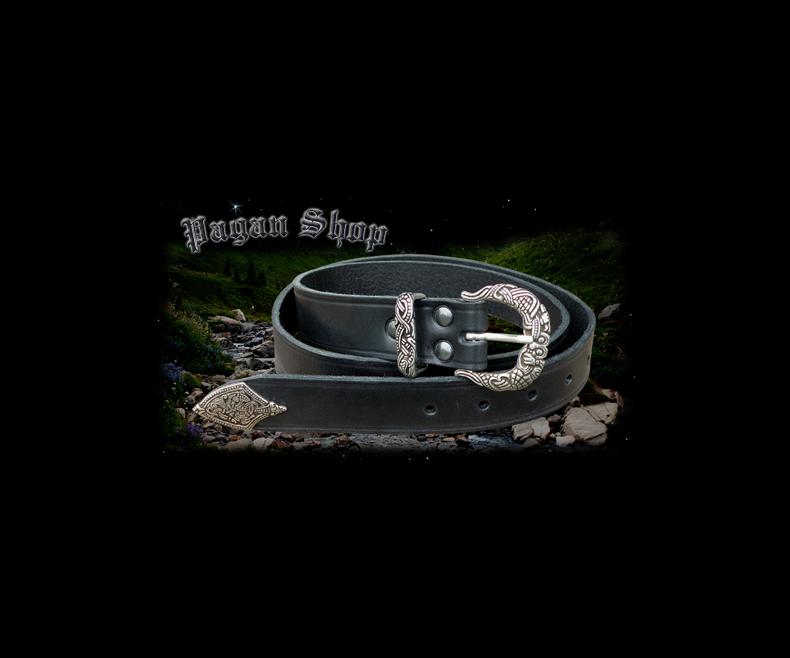 Viking belt black
