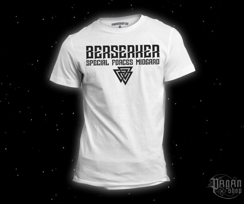 T-shirt Berserker forces white