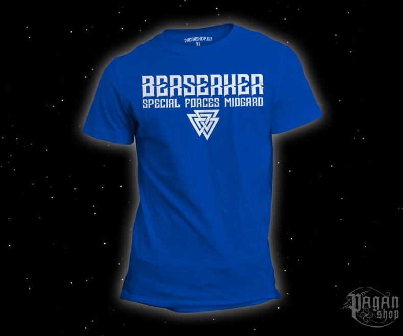 T-shirt Berserker forces light blue