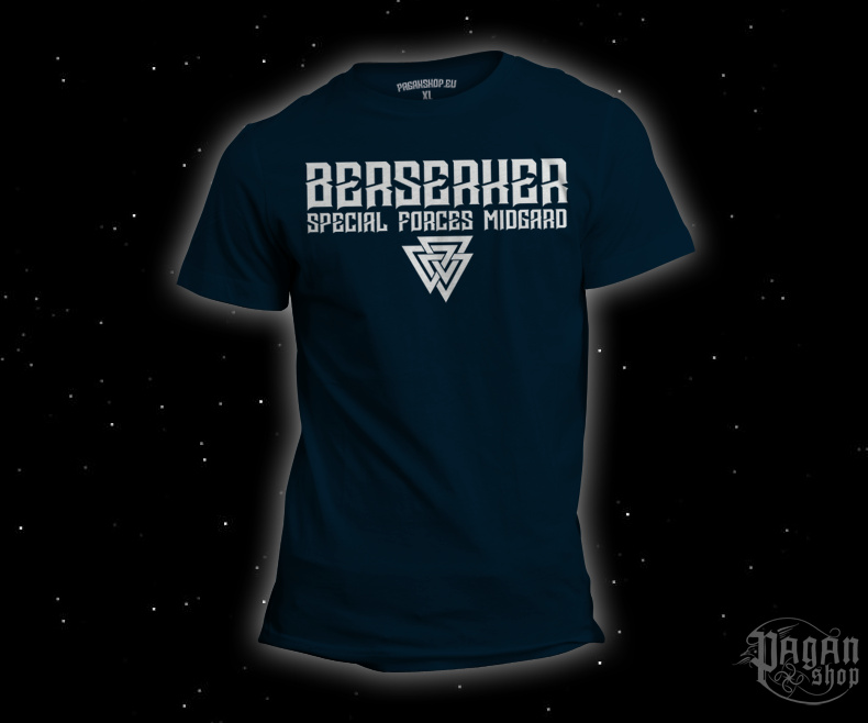T-shirt Berserker forces