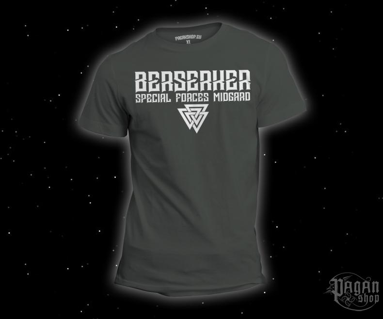Triko Berserker forces šedé