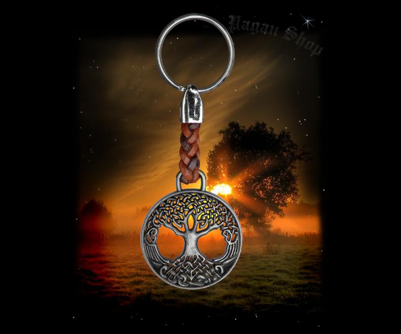 Keychain Yggdrasil