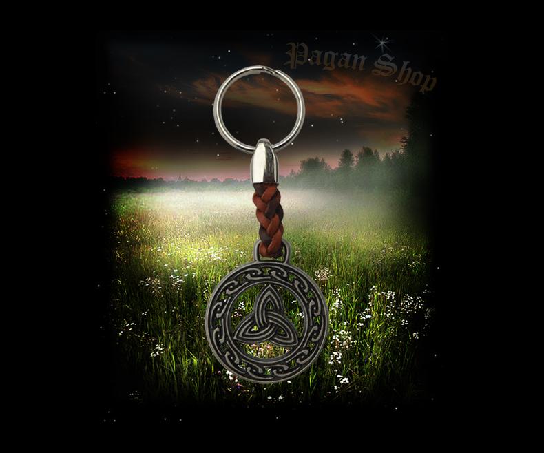 Keychain Triquetra