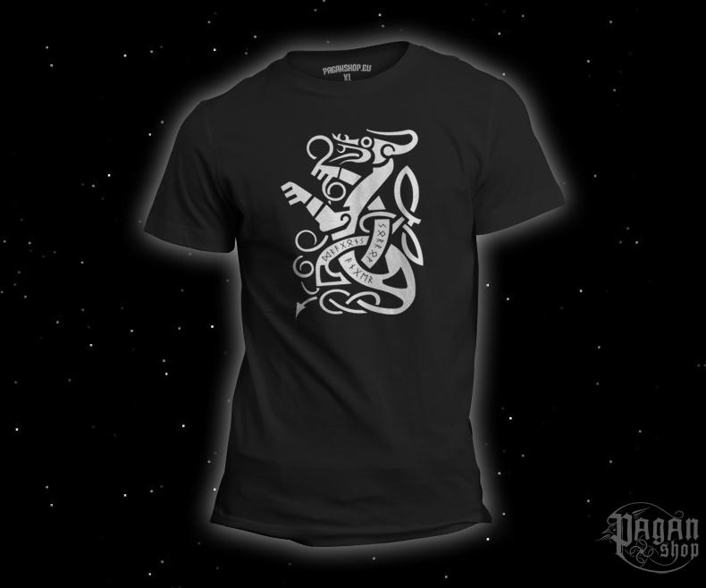 Triko Dragon černé