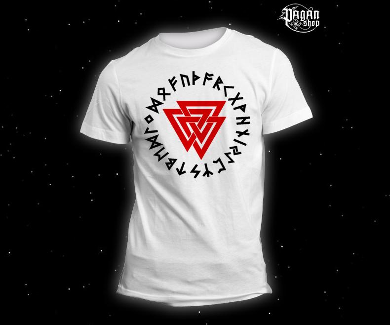 T-shirt Wotansknoten