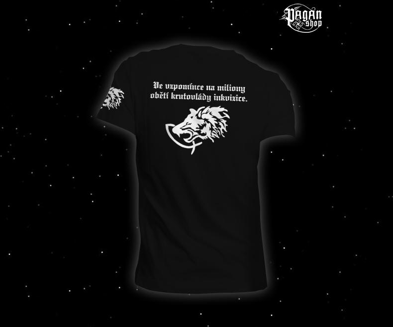 T-shirt Nenaříkej, bojuj!