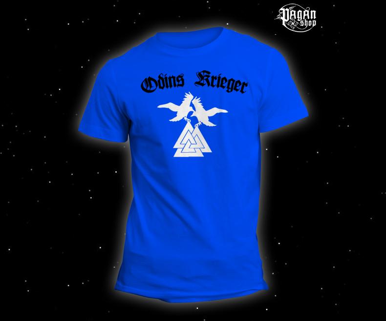 Triko Odins Krieger světle modré