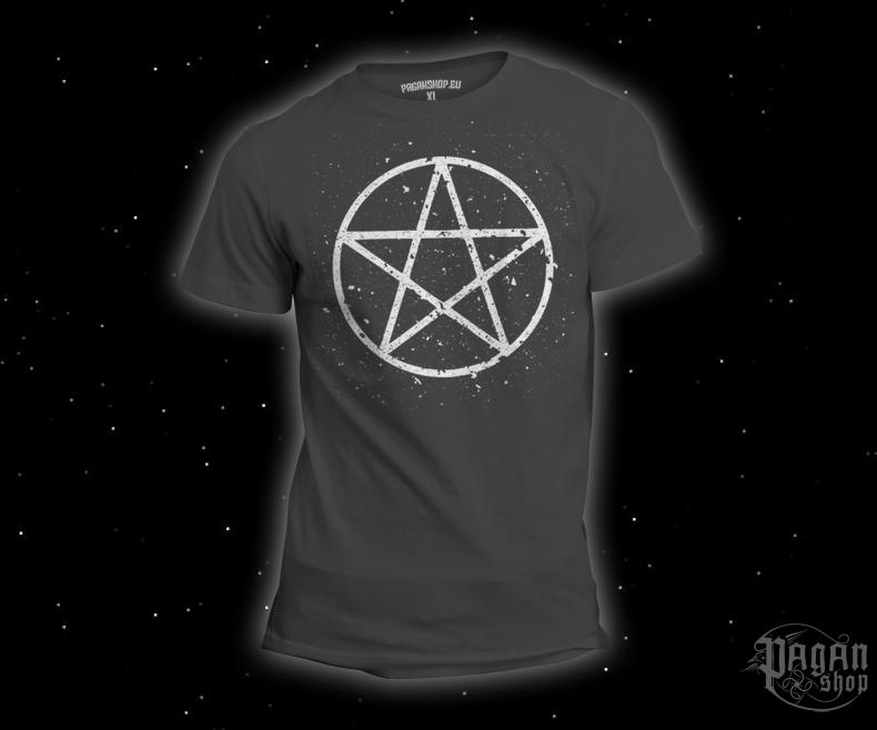 Triko Pentagram šedé