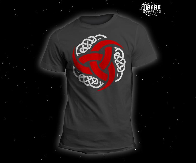 T-shirt Triple horn