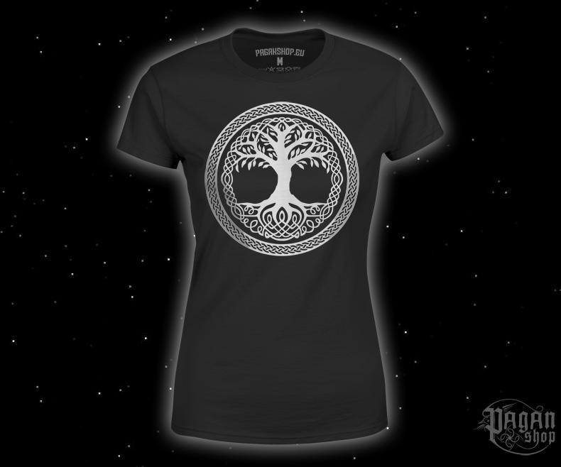 Women's T-shirt Tree of life