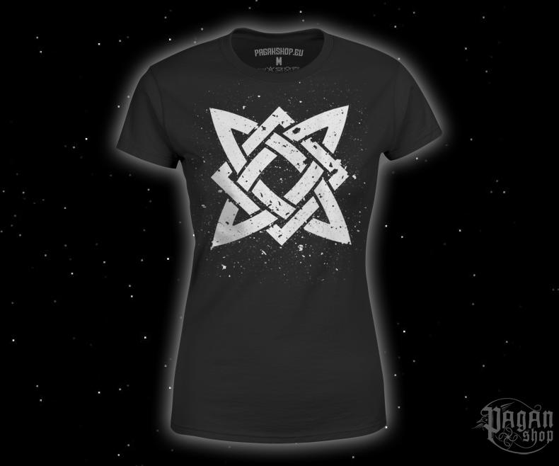 Dámské triko Hvězda Svaroga