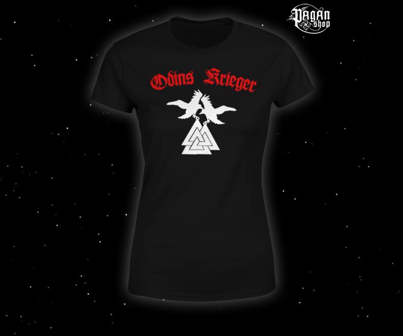 Women's T-shirt Odins Krieger