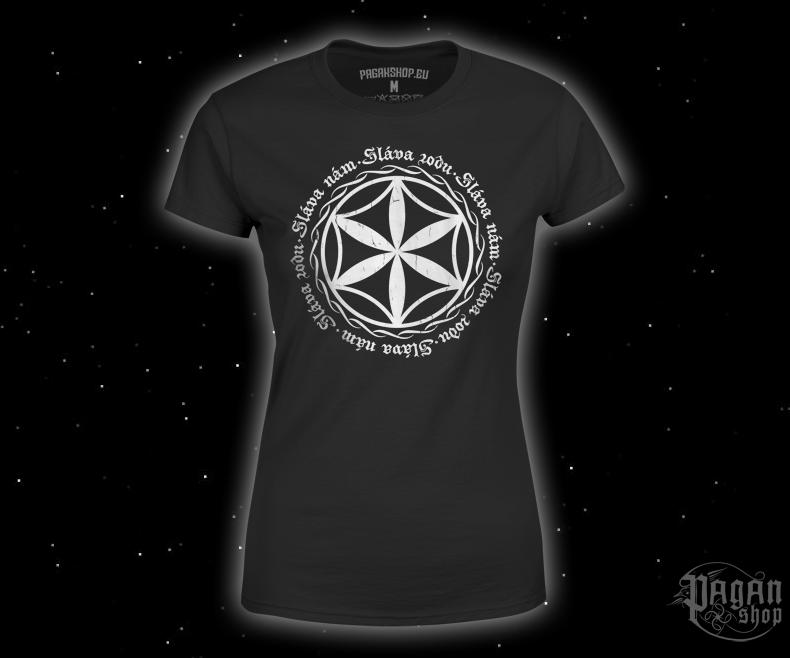 Dámské triko Sláva nám!