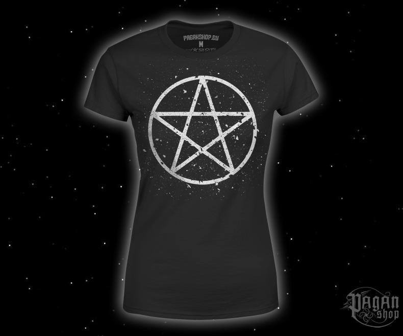 Dámské triko Pentagram